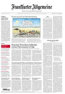 Frankfurter Allgemeine Zeitung F.A.Z. mit Rhein-Main Zeitung - 25. April 2019