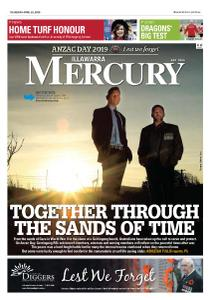Illawarra Mercury - April 25, 2019