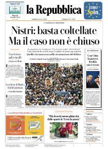 la Repubblica - 30 Luglio 2019