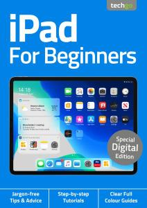 iPad For Beginners - August 2020