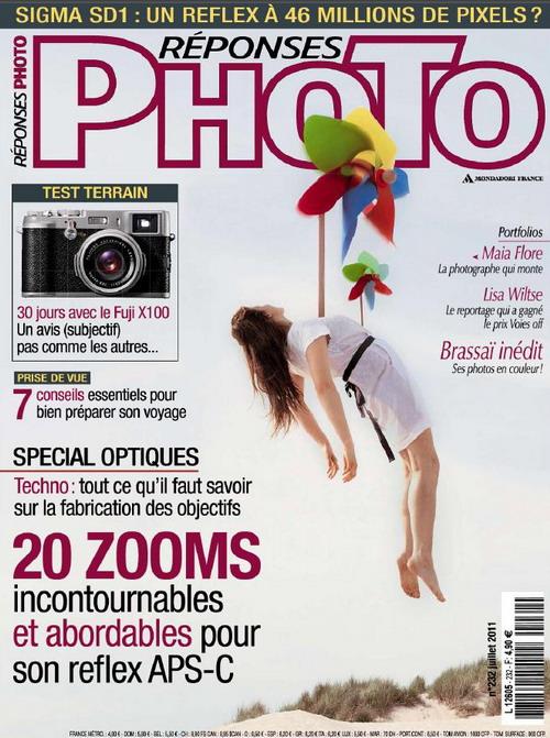 Réponses Photo No.232 - Juillet 2011