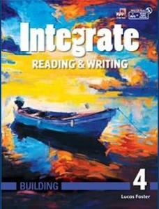 ENGLISH COURSE • Integrate Reading and Writing • Building 4 (2017)