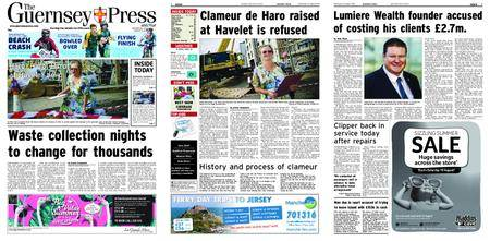 The Guernsey Press – 15 August 2018