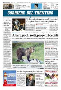 Corriere del Trentino – 31 luglio 2019