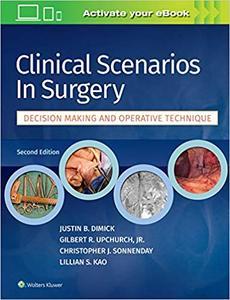 Clinical Scenarios in Surgery Second Edition