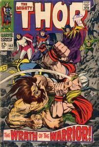 The Mighty Thor v1 152
