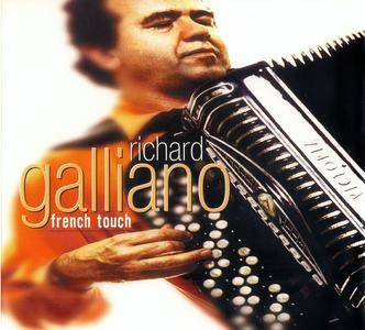 Richard Galliano - French Touch (1998) [Re-Up]