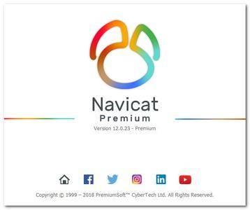Navicat Premium 12.1.20