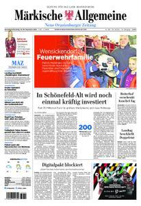 Neue Oranienburger Zeitung - 15. Dezember 2018