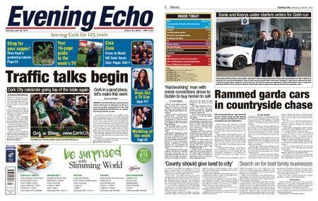 Evening Echo – April 28, 2018