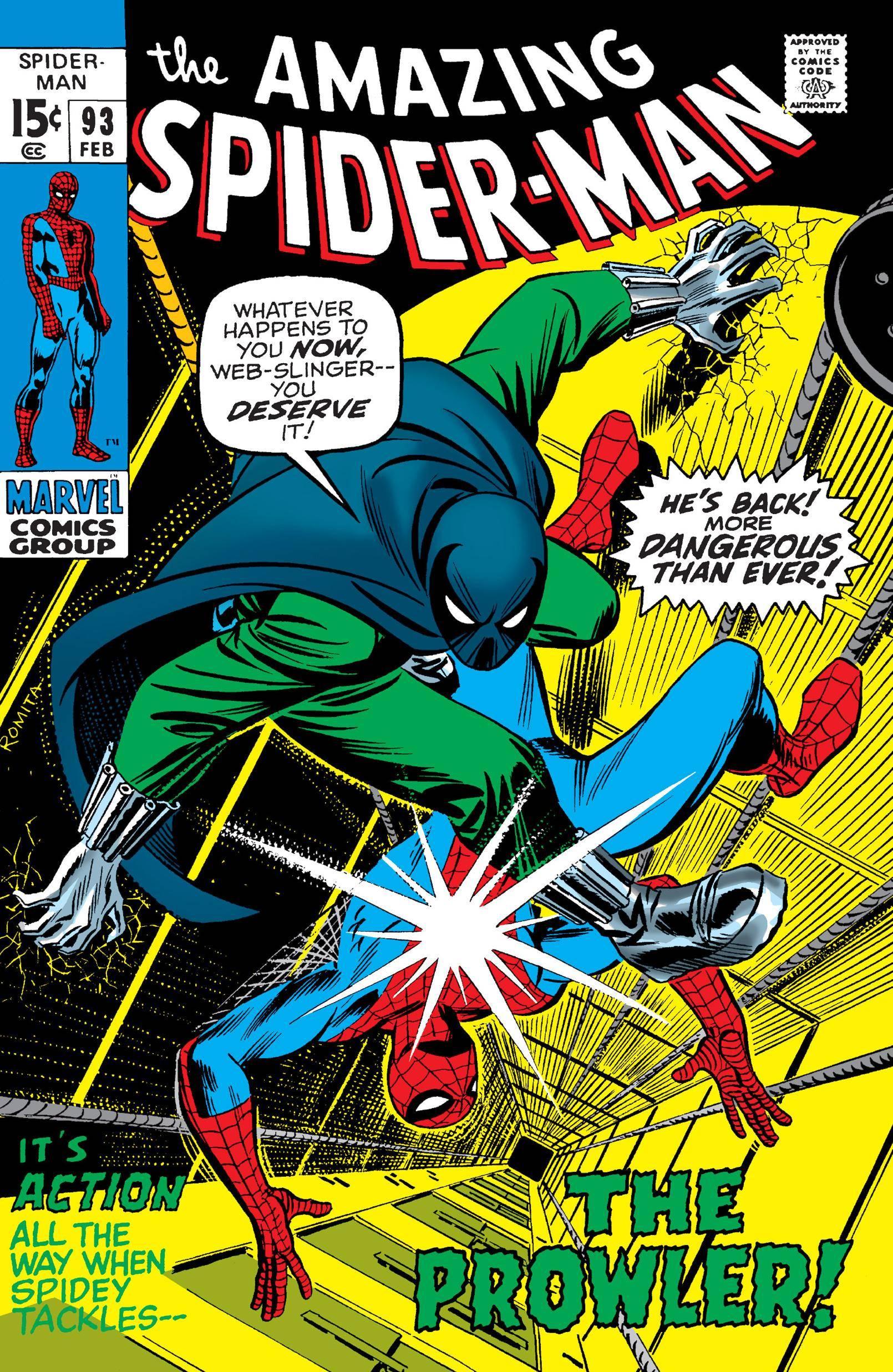 For whatitisworth -  Amazing Spider-Man 093 1971 Digital AnHeroGold-Empire cbz