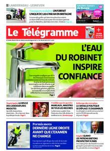 Le Télégramme Landerneau - Lesneven – 04 février 2020