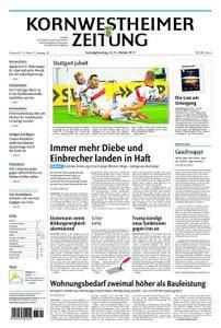 Kornwestheimer Zeitung - 14. Oktober 2017