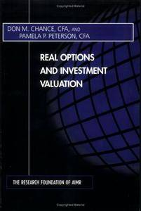 Real Options and Investment Valuation
