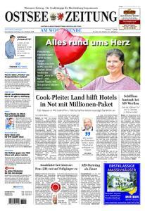 Ostsee Zeitung Wismar - 05. Oktober 2019