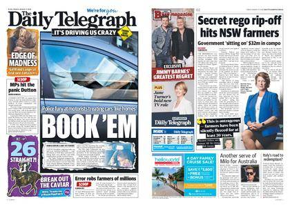 The Daily Telegraph (Sydney) – August 17, 2018