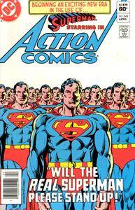 For Whomever - Action Comics 542 cbr