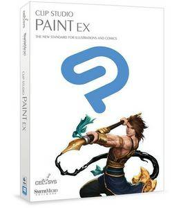 Clip Studio Paint EX 1.9.1
