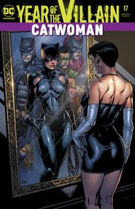 Catwoman 017 2020 2 covers Digital Oracle