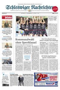 Schleswiger Nachrichten - 27. Dezember 2017