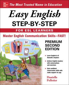 Easy English Step-by-Step for ESL Learners, 2nd Edition