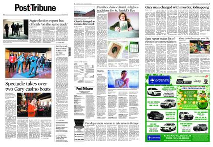 Post-Tribune – March 16, 2019