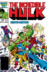 Incredible Hulk 321