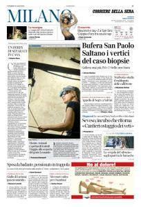 Corriere della Sera Milano - 6 Luglio 2018