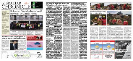 Gibraltar Chronicle – 22 February 2019