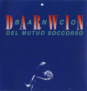 Banco del Mutuo Soccorso - Darwin (1991) [Virgin Dischi SpA 8 39079 2, Italy]
