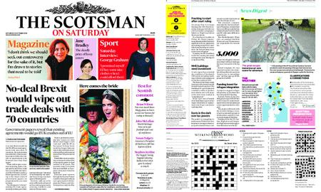 The Scotsman – October 13, 2018