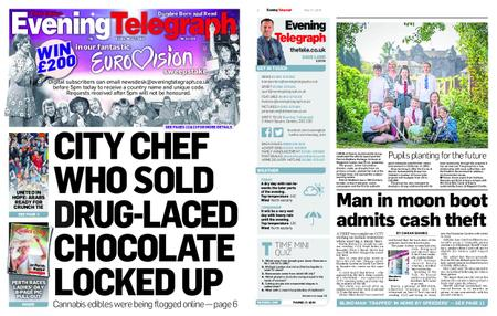 Evening Telegraph First Edition – May 17, 2019