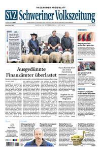 Schweriner Volkszeitung Hagenower Kreisblatt - 16. September 2019