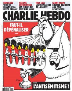 Charlie Hebdo - 28 Avril 2021