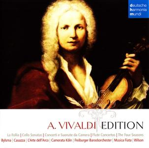 Antonio Vivaldi Edition [10CDs] (2014)