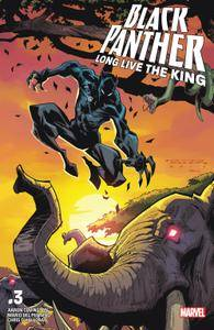 Black Panther - Long Live The King 03 of 06 2018 digital