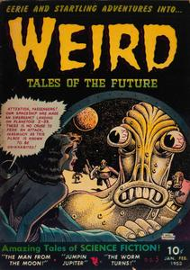 Weird Tales of the Future 005 (1953