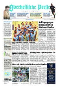 Oberhessische Presse Marburg/Ostkreis - 21. September 2017