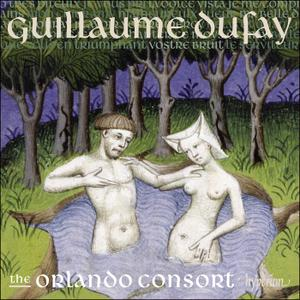 The Orlando Consort - Guillaume Dufay: Lament for Constantinople & other songs (2019)