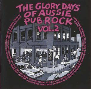 VA - The Glory Days Of Aussie Pub Rock Vol. 2 [4CD Box Set] (2017)