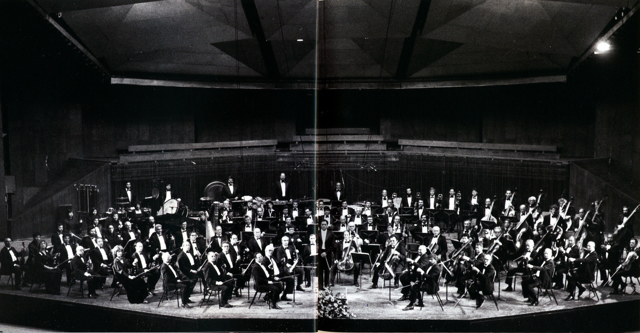 los angeles philharmonic essay