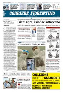 Corriere Fiorentino La Toscana – 29 novembre 2020