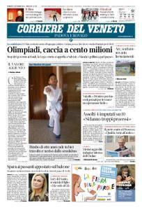 Corriere del Veneto Padova e Rovigo – 21 settembre 2018