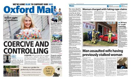 Oxford Mail – May 28, 2020