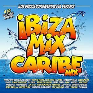 VA - Ibiza Mix + Caribe Mix 2017 (2017)