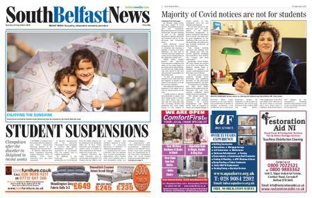 South Belfast News – September 24, 2020