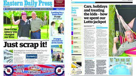 Eastern Daily Press – June 14, 2018