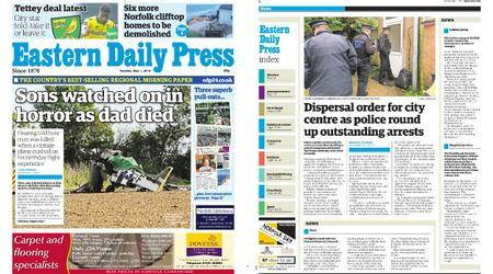 Eastern Daily Press – May 01, 2018