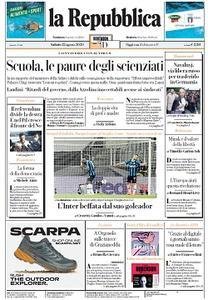la Repubblica - 22 Agosto 2020