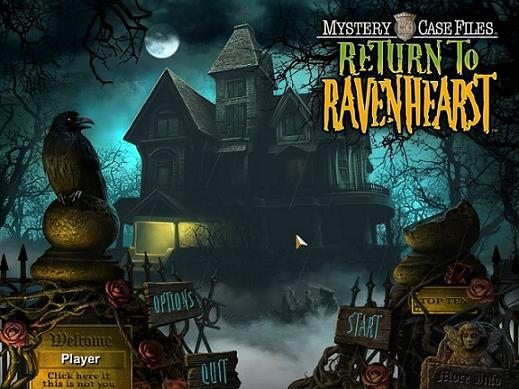 Mystery Case Files: Return to Ravenhearst v1.0 Portable